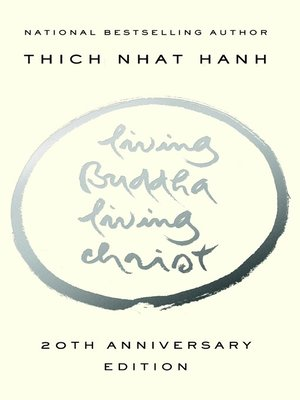 cover image of Living Buddha, Living Christ 10th Anniversary Edition