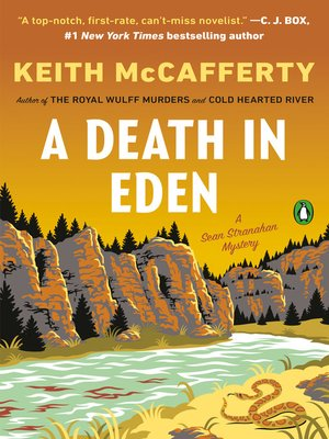 cover image of A Death in Eden--A Sean Stranahan Mystery