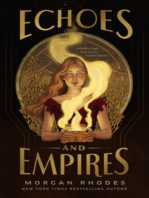 cover image of Echoes and Empires
