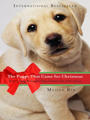 cover image of The Puppy That Came for Christmas