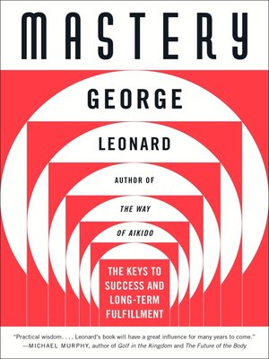 cover image of Mastery