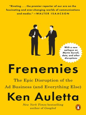 cover image of Frenemies
