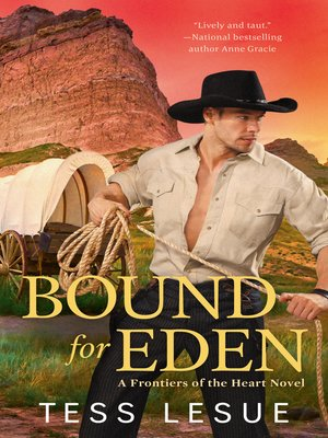 cover image of Bound for Eden
