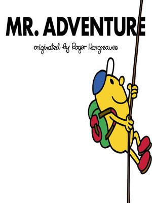 cover image of Mr. Adventure