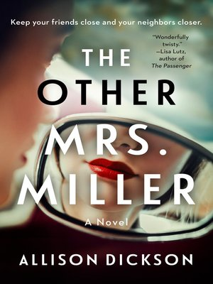 cover image of The Other Mrs. Miller
