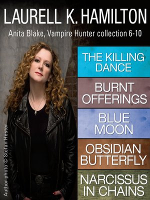 cover image of The Killing Dance ; Burnt Offerings ; Blue Moon ; Obsidian Butterfly ; Narcissus in Chains