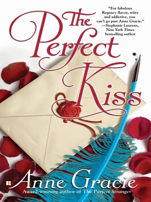cover image of The Perfect Kiss