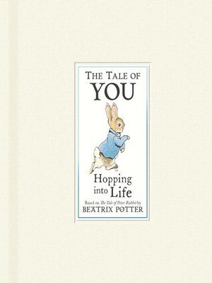 cover image of The Tale of You
