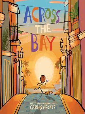 cover image of Across the Bay