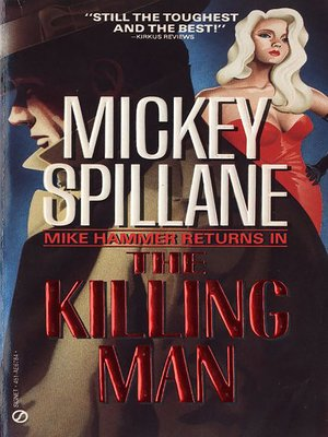 cover image of The Killing Man