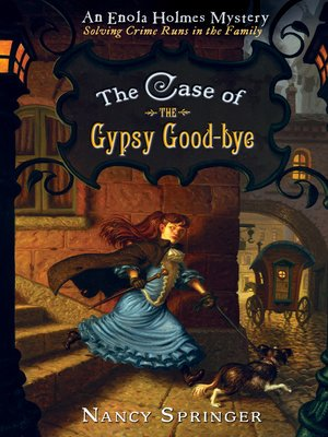 cover image of The Case of the Gypsy Goodbye