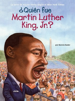 cover image of ¿Quien fue Martin Luther King, Jr.?