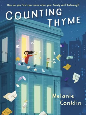 cover image of Counting Thyme