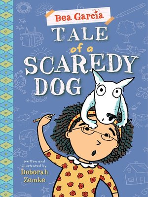 cover image of Tale of a Scaredy-Dog
