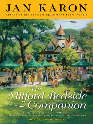 cover image of The Mitford Bedside Companion