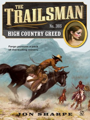 cover image of High Country Greed