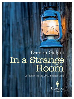 cover image of In a Strange Room