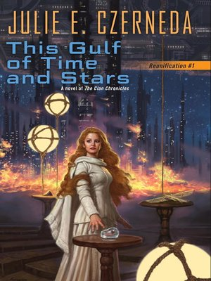 cover image of This Gulf of Time and Stars