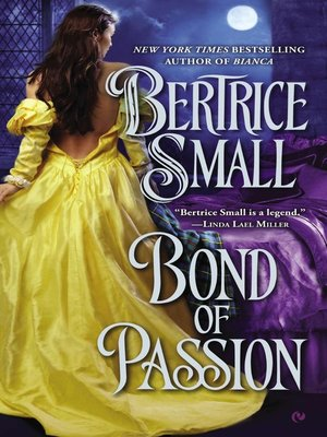 cover image of Bond of Passion