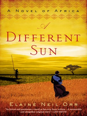 cover image of A Different Sun