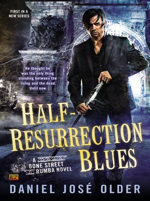 cover image of Half-Resurrection Blues