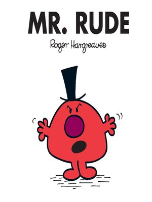 cover image of Mr. Rude