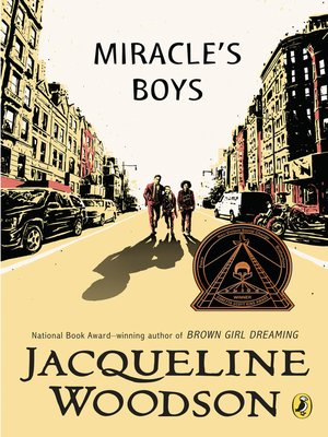 cover image of Miracle's Boys