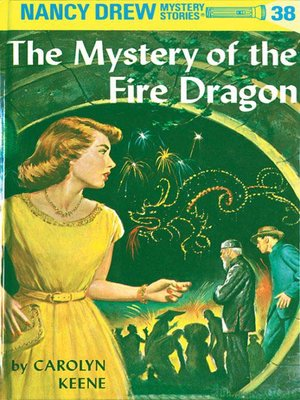 cover image of The Mystery of the Fire Dragon