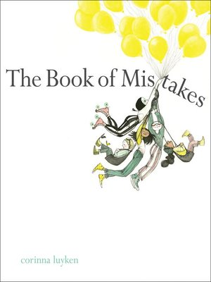 cover image of The Book of Mistakes