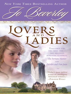 cover image of Lovers and Ladies