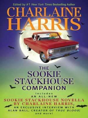 cover image of The Sookie Stackhouse Companion