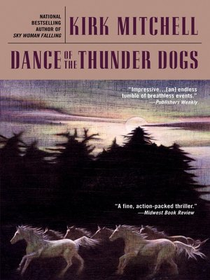 cover image of Dance of the Thunder Dogs