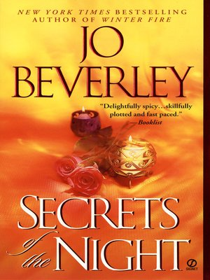 cover image of Secrets of the Night
