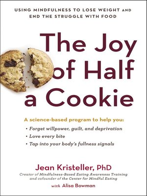 cover image of The Joy of Half a Cookie