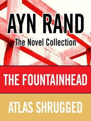 cover image of Ayn Rand Novel Collection