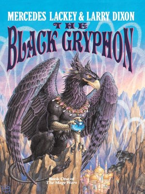 cover image of The Black Gryphon