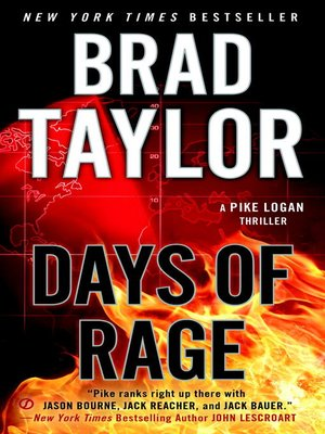 cover image of Days of Rage