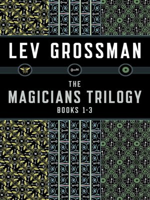 cover image of The Magicians Trilogy
