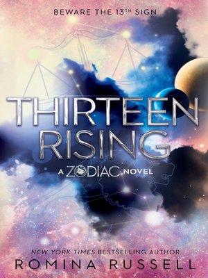 cover image of Thirteen Rising