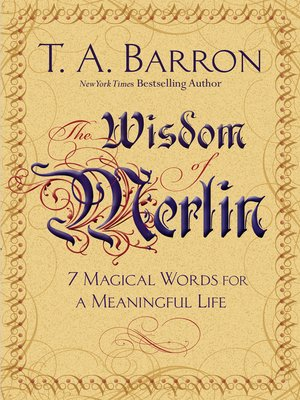 cover image of The Wisdom of Merlin