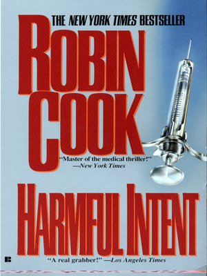 cover image of Harmful Intent
