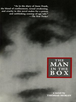 cover image of Man in the Box