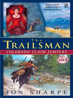 cover image of Colorado Claim Jumpers