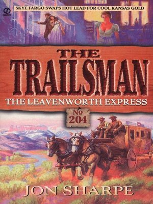 cover image of The Leavenworth Express