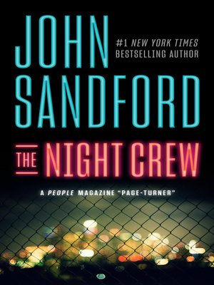 cover image of The Night Crew