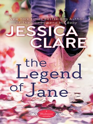 cover image of The Legend of Jane