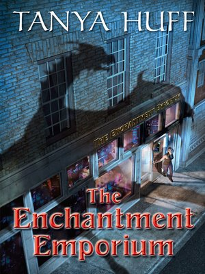 cover image of The Enchantment Emporium