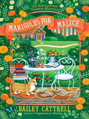 cover image of Marigolds for Malice