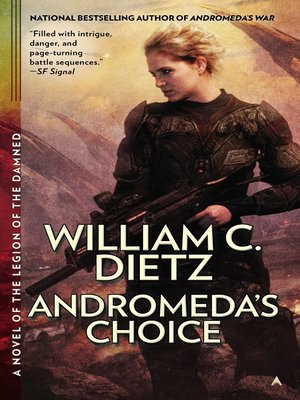 cover image of Andromeda's Choice
