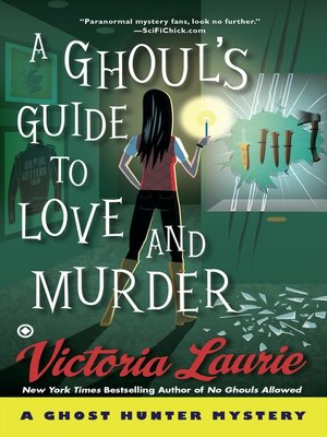 cover image of A Ghoul's Guide to Love and Murder
